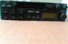 Subaru AM/FM Cassette Care Stereo Player & Radio
