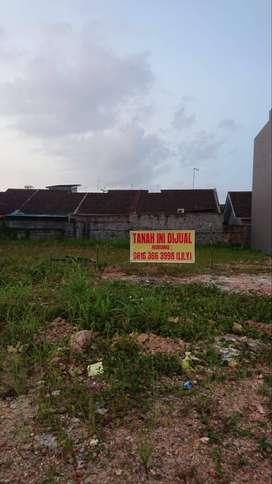 DIJUAL KAVLING TAMAN GOLF RESIDENCE 3 (TGR 3) SUKAJADI