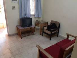 1bhk fully furnished with ac in stinez, panaji at 16000