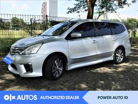[OLXAutos] Nissan Grand Livina HWS 2014 XV 1.5 Bensin A/T #Power Auto
