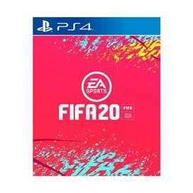 FIFA 2020 Game PS4 Regional 3 Asia Original Segel