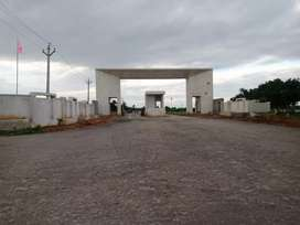 278 SQUARE YARDS SOUTH-EAST PLOT FOR SALE AT DUVVADA WITH BEST PRICE