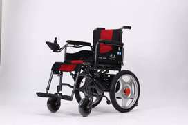 New Deluxe foldable Electric wheelchair