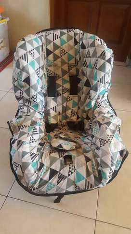 Carseat mothercare