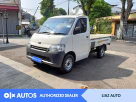 [OLX Autos] Daihatsu Grand Max PU 2014 Bensin 1.5 M/T Putih #Liaz Auto