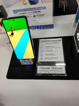 Samsung galaxy A52 8/128