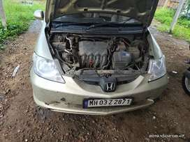 Honda City Fast owner MH  registration