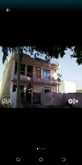 House for sell jai shiree vihar colony.kota 6 room garden car parking