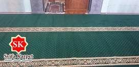 Big sale karpet masjid bisa byar di tempat gratis biaya pasang