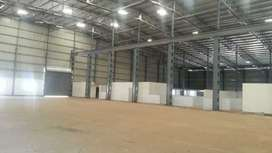5 Acres Industrial Factory with 45k sq.ft