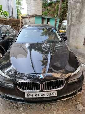 BMW 5 Series 2011 luxury line