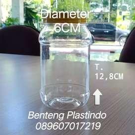 Toples Bawang 500ml / Toples plastik 500ml