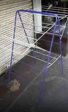 Cloth Drying Stand or Cloth Stand Powder Coated Brand New