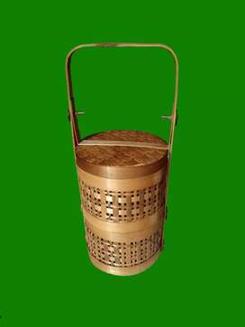 Rantang bambu mini