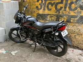 Honda CB Shine with a very good condition year 2013