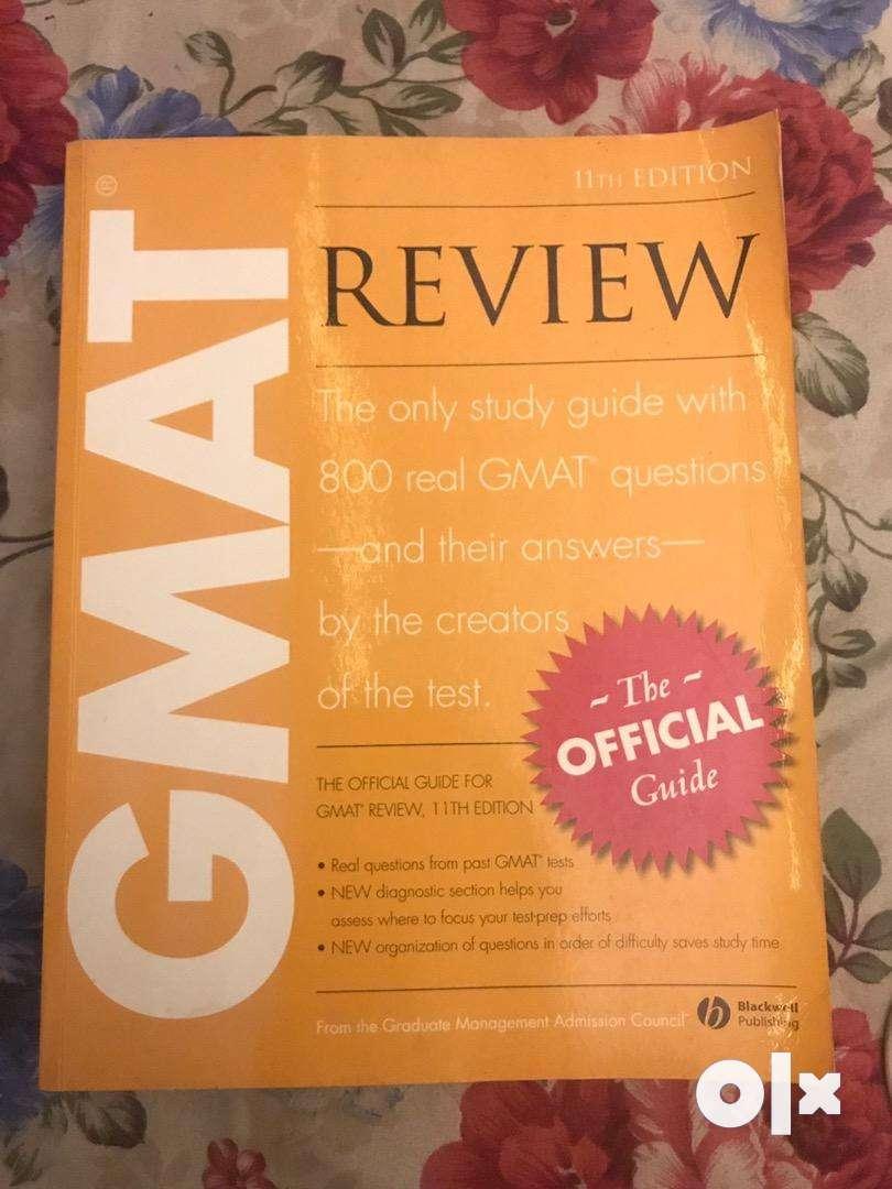 GMAT REVIEW 11th Edition (blackwell punlishing) Brand New 0