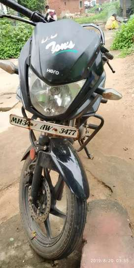 A good condition bike waiting for buyers