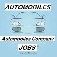 job opening in automobiles Company interested candidate call hr for mo