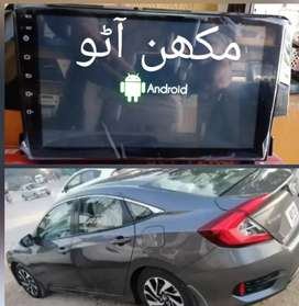 Honda Civic 2016 18  Android
