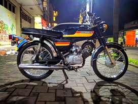 Suzuki a100 mulus