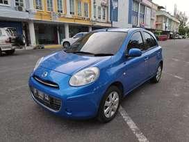 Dijual mobil Nissan March 2013 FTZ