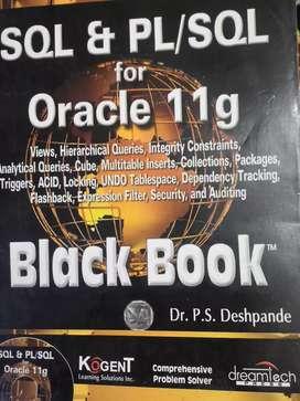 SQL & PL-SQL For Oracle 11g Black Book