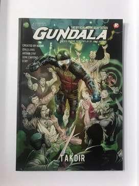 "Gundala ""Takdir"" komik (Second)"