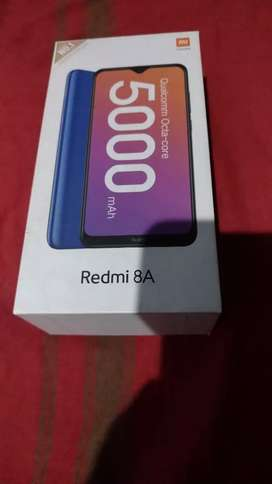 Redmi 8A black