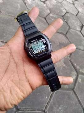 Jam tangan sport QnQ databank Original