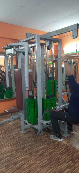 Running Gym for sale 15 lakh