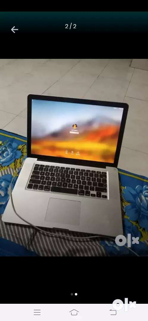 Apple MacBook Pro 15inch 0