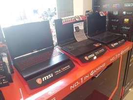 Kredit Laptop MSI Gaming