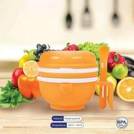 Baby Safe AP014 Multi Food Grinding Set Alat Pengolah MPASI Food Maker