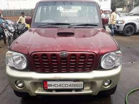 2004 manufacture 2009 registration scorpio for sale