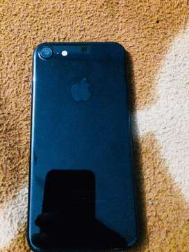 Iphone 7 128 gb all black