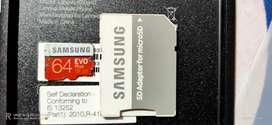 64 GB momery card