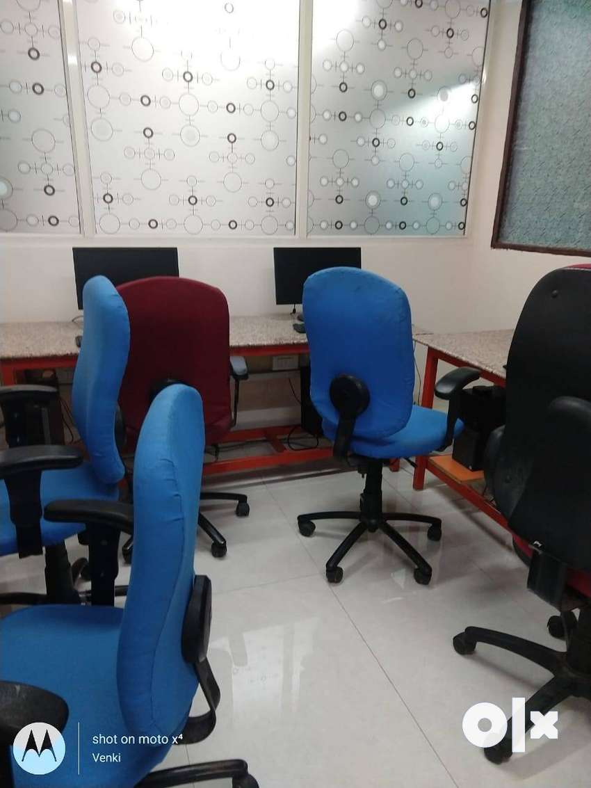 Office Space available for Rent in babukhan estates 0