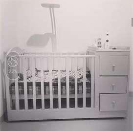 Baby box / ranjang  kayu