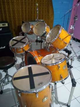Drum Pearl ELX 7 Piece Set