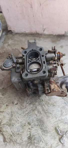 Karburator mobil honda civic sb3 bekas jual murah