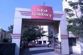 2bhk for sale in sukur residency at kasarvadavali