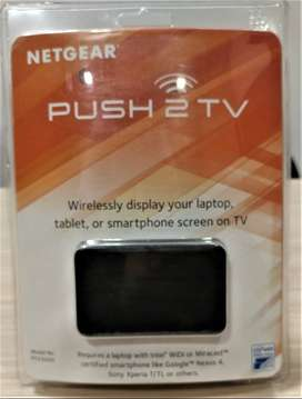 Display your mobile/laptop on TV wireless!!