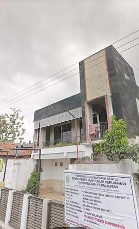 Rumah kost 18 kamar strategis depan kampus ISI jalam parang tritis
