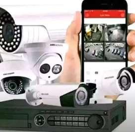 CCTV 2mp 4ch // 8 Ch TerMurah !! Di Bekasi