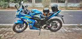 Suzuki Gixxer SF MotoGP edition new battery and tyre, no scratches