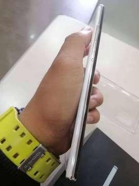 Samsung note 10+ 12GB/256GB Aura White pemakaian seminggu