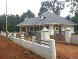 New home Ettumanoor Kuravilangad road