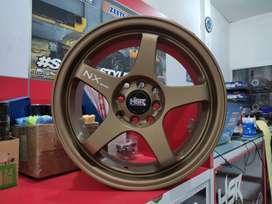 Velg Mobil Toyota Calya type KAILOLO JA157 HSR R16X7 H8X100-114,3 ET42
