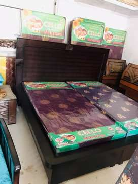 Box bed with free home delivery