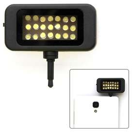 Instant Pro Universal 21 LED Flash Spotlight for Smartphone - HS-SGD01